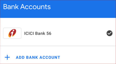 google pay add bank account, best upi payment app