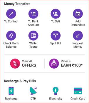 PhonePe app, Best Payment App in india