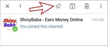 Shinybaba Telegram Channel link
