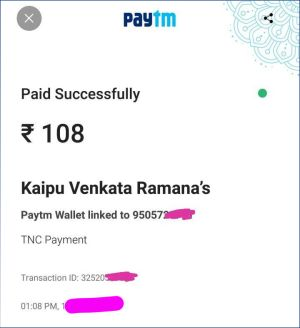 payment proof 202