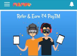 Refer & Earn, Best money earning app In India