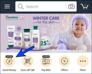 shinybaba - create Amazon Pay UPI ID