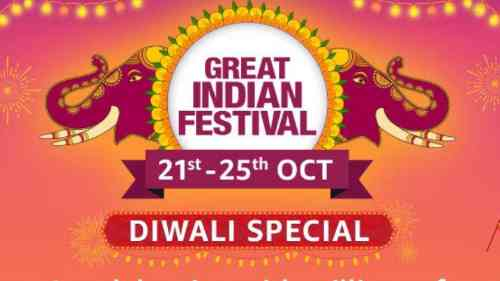 Amazon Great Indian Festival Diwali Special Sale