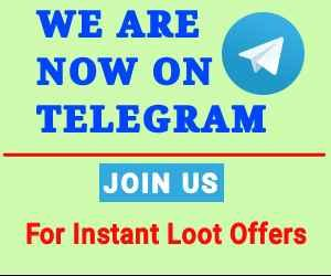 best Amazon loot deals Telegram channel LootersAdda99
