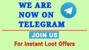 telegram best loot deals channel shinybaba