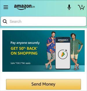 get 50% upto Rs.150 Amazon Pay Balance Cashback