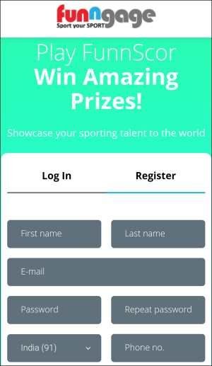 shinybaba - funngage earn amazon gift cards vouchers