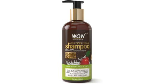 Shinybaba - Loot Deal Wow Apple Cider Vineger shampoo lowest price