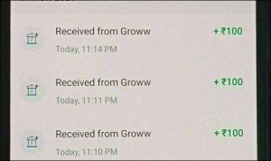 Payment Proof : Best money earning apps in India
